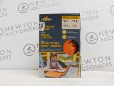 1 BOXED CASCADE SLEEPING PAD & PILLOW RRP £44.99
