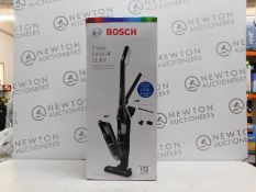 1 BOXED BOSCH BBH3211GB SERIE 4 FLEXXO CORDLESS VACUUM CLEANER RRP £199