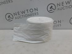 1 ROLL OF WHITE KITCHEN BIN BAGS RRP £6.99