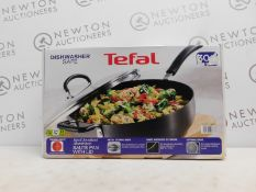 1 BOXED TEFAL HARD ANODIZED ALUMINIUM 30CM SAUTE PAN/SKILLET 4.75L RRP £39
