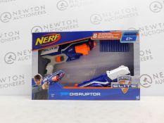 1 BOXED NERF N-STRIKE ELITE DISRUPTOR BLASTER 2-PACK RRP £25
