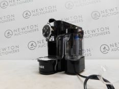 1 DUALIT 85180 CPD3M CAFE CINO COFFEE CAPSULE MACHINE, BLACK RRP £199 (POWERS ON)