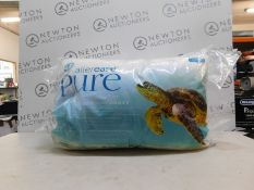 1 BAGGED PAIR OF ALLEREASE PURE PILLOWS RRP £29.99