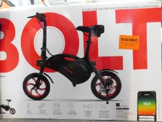 1 BOXED JETSON BOLT FOLDING ELECTRIC RIDE-ON SCOOTER RRP £399