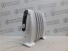 1 DELONGHI NANO SPEED WARM ELECTRIC RADIATOR RRP £89.99
