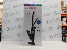 1 BOXED BOSCH SERIE 4 FLEXXO CORDLESS VACUUM CLEANER RRP £199