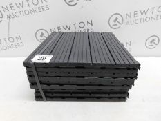 1 MULTY HOME DECK TILES (10 PACK) WITH QUICK CLICK SYSTEM RP £29