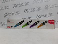 1 BOXED ARNICA MERLIN 230V 2-IN-1 MINI VACUUM CLEANER RRP £49.99