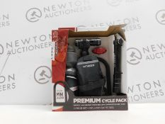 1 BOXED ONE23 PREMIUM CYCLE PACK RRP £49