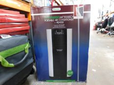 1 BOXED MEACO MC9000CH PORTABLE AIR CONDITIONER & HEATER RRP £349.99