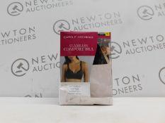 1 BOXED CAROLE HOCHMAN SEAMLESS COMFORT BRA SIZE S RRP £24.99