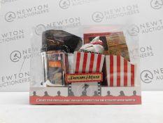 1 BOXED POPCORN MAKER GIFT SET RRP £79.99