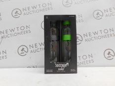 1 BOXED BODDELS SUND GLASS CARAFE 1.1L RRP £29.99