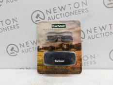 1 PACKED BARBOUR SUNGLASESS WITH CASE RRP £79.99