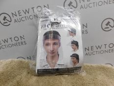 4 BRAND NEW PACK OF PROTECTIVE FACE SHIELD RRP £9.99