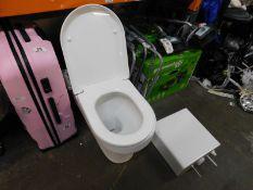 1 TAVISTOCK OUTLINE CLOSE COUPLED TOILET & SEAT RRP £299