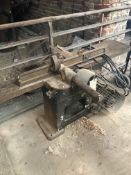 INDUSTRIAL WOODWORKING PLANER