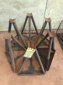 (X6) AXLE STANDS