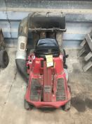 HONDA 3011 HYDROSTATIC RIDE ON MOWER