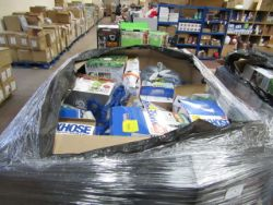 Pallets of Air beds and RAw customer return Electricals.