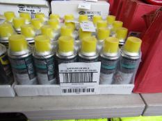 6x 200ml Canisters of WD40 Motorbike chain Lube, new
