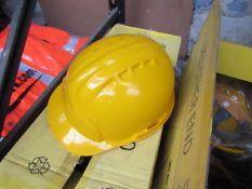 JSP safety hard hat, new.