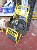 Champion 3000 PSI 2.5GPM petrol pressure washer, untested. RRP £300.00