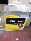 Craftland Professional work jacket, size XXL, new and packaged.