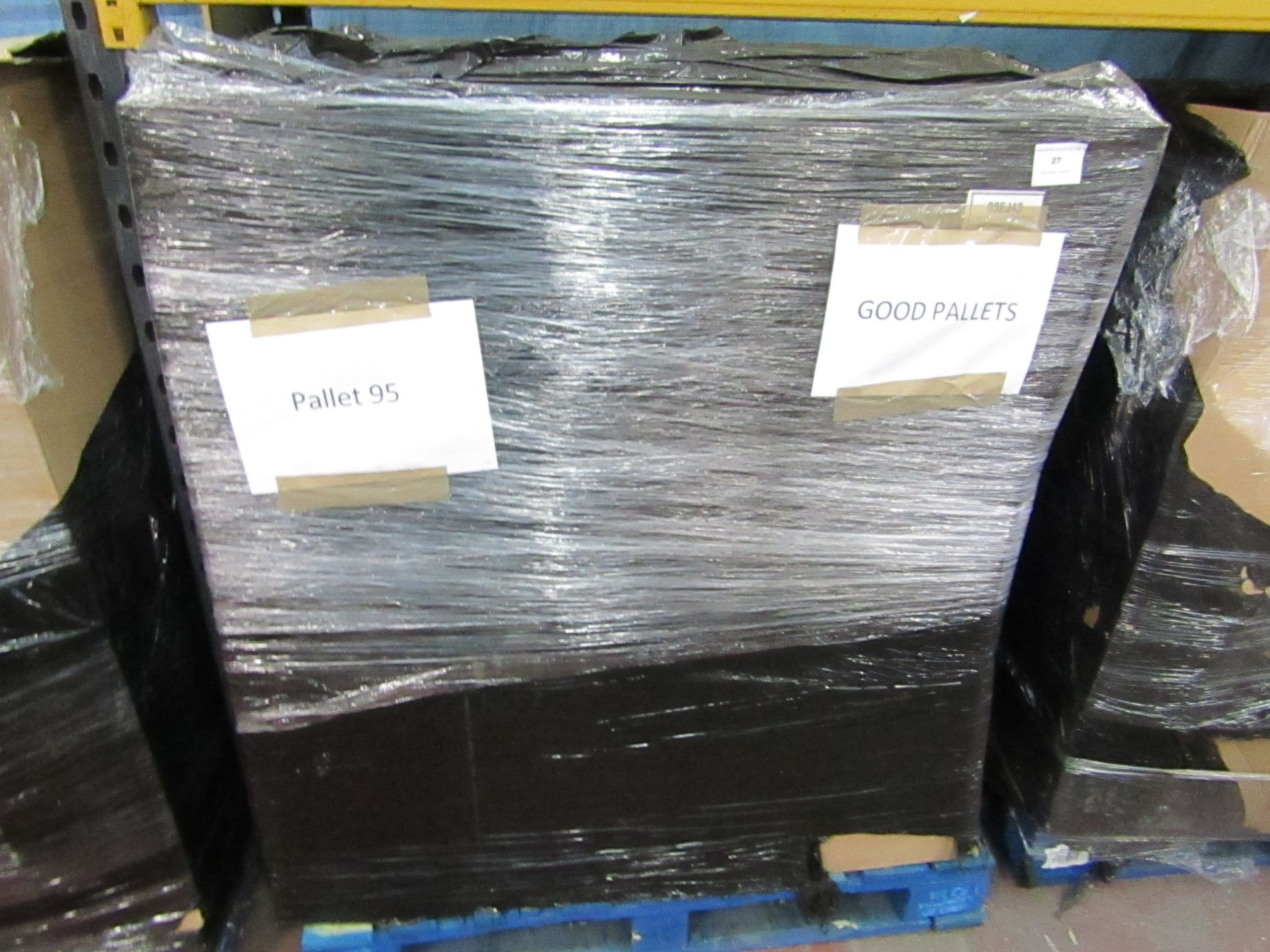 Lot 27 - | APPROX 42X | THE PALLET CONTAINS NUTRI BULLET, AIR FRYER XL'S, AIR HAWK AND MORE | BOXED AND
