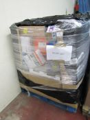 |APPROX 34X | THE PALLET CONTAINS MAXI GLIDERS, X HOSES AND MORE | BOXED AND UNCHECKED | NO ONLINE