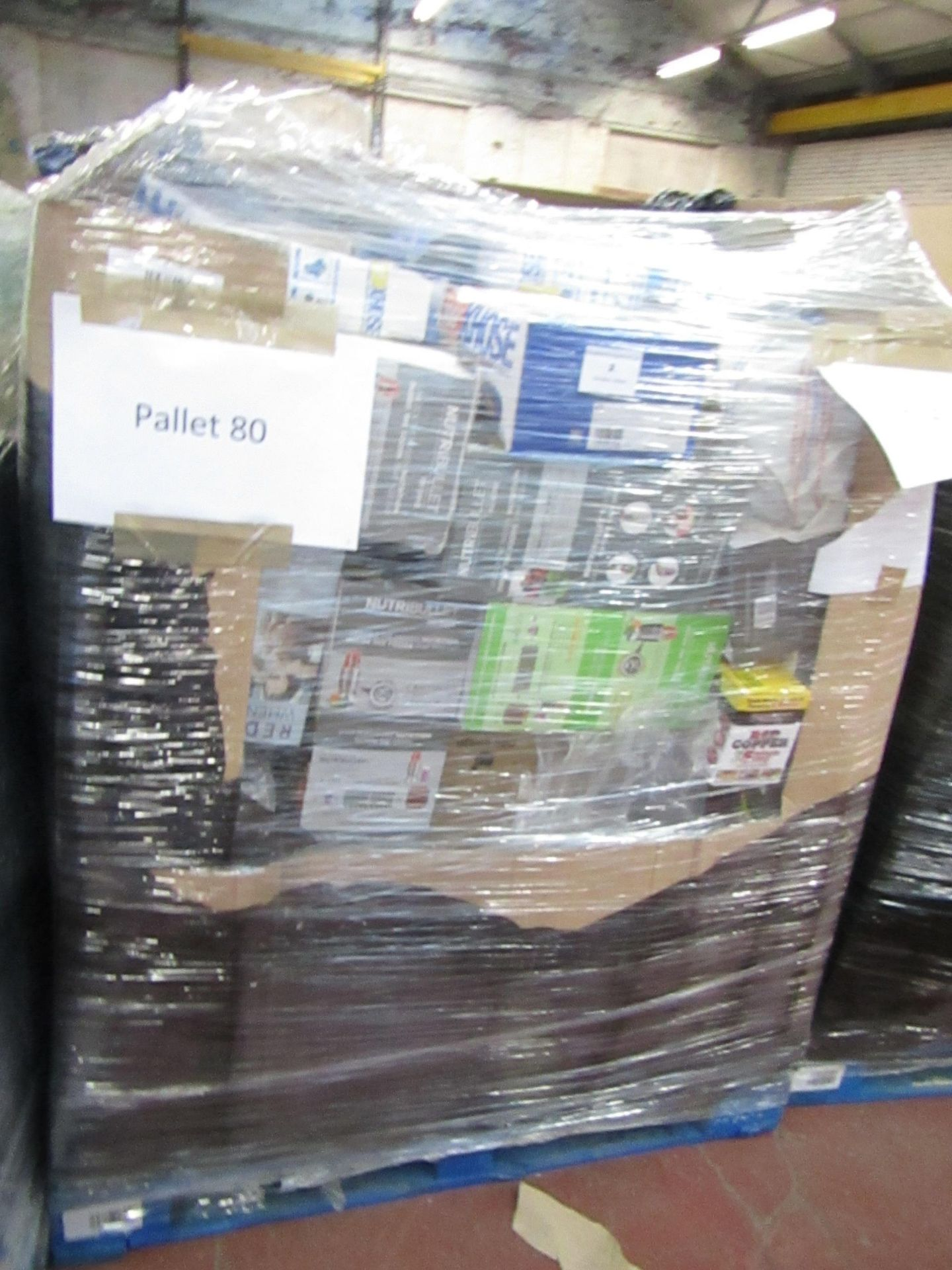 Lot 2 - |APPROX 55X | THE PALLET CONTAINS NUTRI BULLETS, AIR HAWKS, AIR FRYER XL'S, RED COPPER CHEFS, X