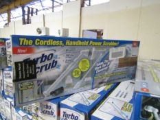 | 2X | HURRICANE SPIN SCRUBBERS | UNCHECKED AND BOXED | NO ONLINE RE-SALE | SKU - | RRP £29.99 |