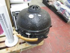 """Pit Boss Kamado 22"""" Ceramic Cooker. Has been used & is Missing The Stand. RRP £899"""