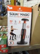 | 1x | NEW IMAGE SQUAT MAGIC | UNTESTED & BOXED | NO ONLINE RE-SALE | SKU - | RRP £59.99 |