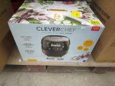| 1x | DREW & COLE CLEVERCHEF | UNTESTED AND BOXED | NO ONLINE RE-SALE | SKU C5060541511682 | RRP £