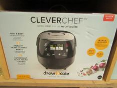 | 1x | DREW&COLE CLEVERCHEF | UNCHECKED AND BOXED | NO ONLINE RE-SALE | SKU C5060541511682 | RRP £