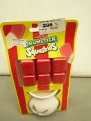 Drumstick Squashies Burner with 6 Melts. New & packaged