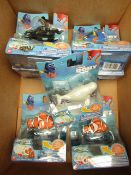 7 x Swigglefish Figures. All New & Packaged