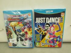 2 x Wii Games. See Image for Titles