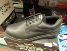 Tuffking Safety Shoes. Size 12. new & boxed