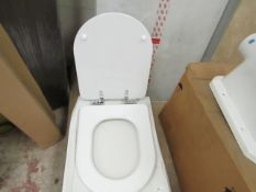 Unbranded Roca Toilet Seat - New and Boxed.