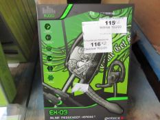 2x Gioteck - Inline Messenger Headset EX-03 - Boxed.