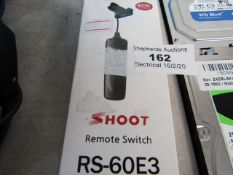 SHOOT - Remote Switch - RS-60E3 - Untested and boxed.