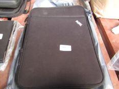 "ThinkPad 13"" Laptop Sleeve - Packaged."
