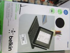 Belkin - YourType Keyboard + Stand - Untested and boxed.