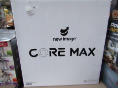 | 1x | NEW IMAGE CORE MAX | COMPLETE AND BOXED | NO ONLINE RE-SALE | SKU - | RRP £54:99 | TOTAL