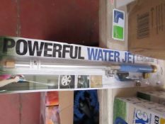 | 1X | XHOSE POWERFUL WATER JET | UNTESTED AND BOXED | NO ONLINE RE-SALE | SKU - | RRP £29.99 |