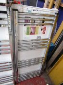 Magma Chrome 500x1175 radiator, with box, please read lot 0.