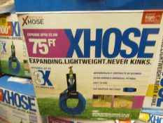 | 1x | XHOSE 75FT | UNCHECKED & BOXED | NO ONLINE RE-SALE | SKU C5060191461085 | RRP £49.99 |