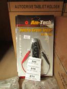 AM-Tech Electric Circuit Testers. 110 - 460w. New